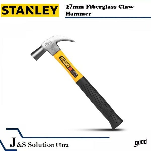 Stanley 27mm 16oz Fiberglass Claw Hammer 51-071