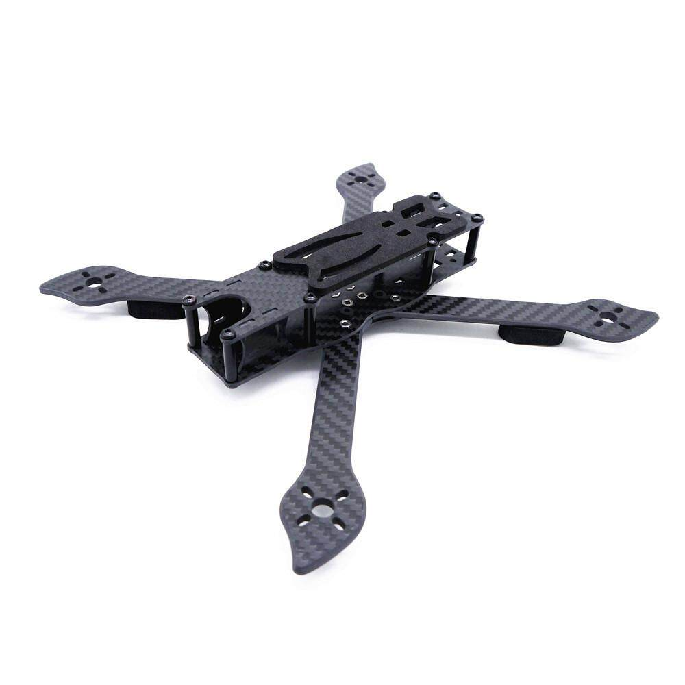 Stingy V2 235mm Wheelbase 4mm Arm Racing Frame Kit