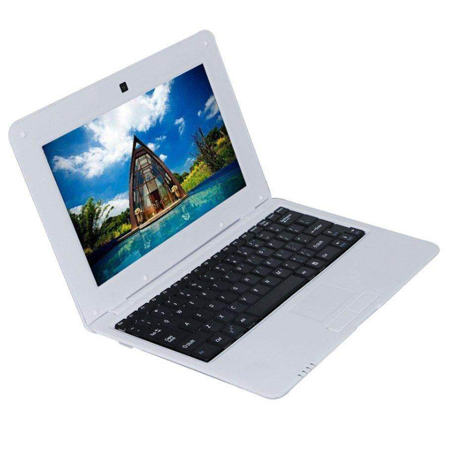 Hot Deals 10.1 inch for Android 4.4 WM8880 Dual Core 1.5GHz 512M + 4G WIFI Mini Netbook Game Notebook Laptop PC Computer