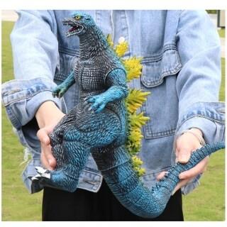 Chứng Khoán Sẵn Sàng, Đồ Chơi Khủng Long Godzilla Kích Thước Lớn, Giả Vờ Chơi Đồ Chơi Khớp Đồ Chơi Khủng Long Cao Su Mềm Thực Tế Đồ Chơi Trẻ Em thumbnail