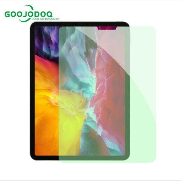 GOOJODOQ Cho iPad Mới 10.2Inch 2020 Phim Cường Lực Nguyên Bản Bảo Vệ Mắt, Ánh Sáng Chống Xanh, Phim Bảo Vệ Màn Hình Chống Cháy Nổ Cho iPad Air 3 iPad Mini 5 Cho iPad Pro 11/9. Phim Kính Cường Lực Xanh Lục Mềm 7Inch
