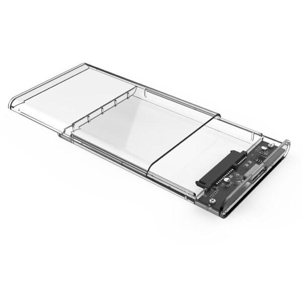 Bảng giá Zesc007 5Gbps Ổ Cứng SATA 2.5 Inch Tốc Độ Cao SSD USB 3.0 Hộp Đựng Đĩa Cứng Di Động Cho PC Phong Vũ