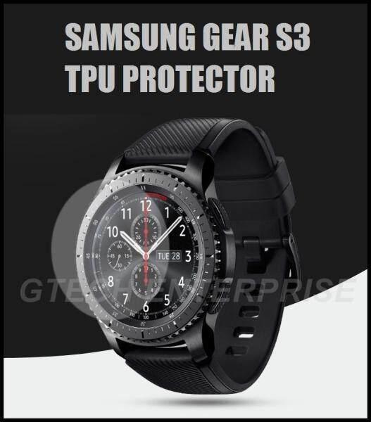 For Samsung Gear S3 Watch Smart Watch TPU Anti Blast Screen Protector Malaysia