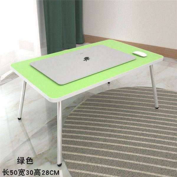 Foldable Computer Table Student Dormitory Artifact Learning Writing Small Table Childrens Bed Desk Eat Small Dining Table