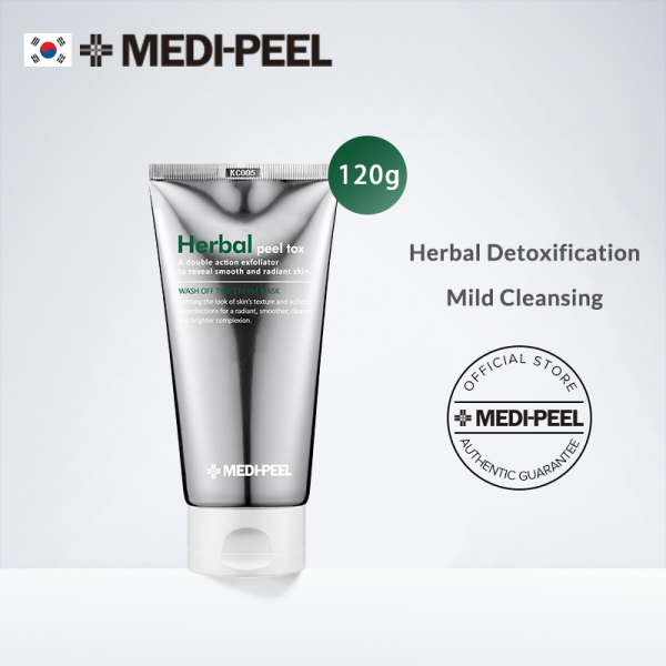 Buy MEDI-PEEL Herbal Peel Tox Scrub Cream Face Mask(120g) Singapore
