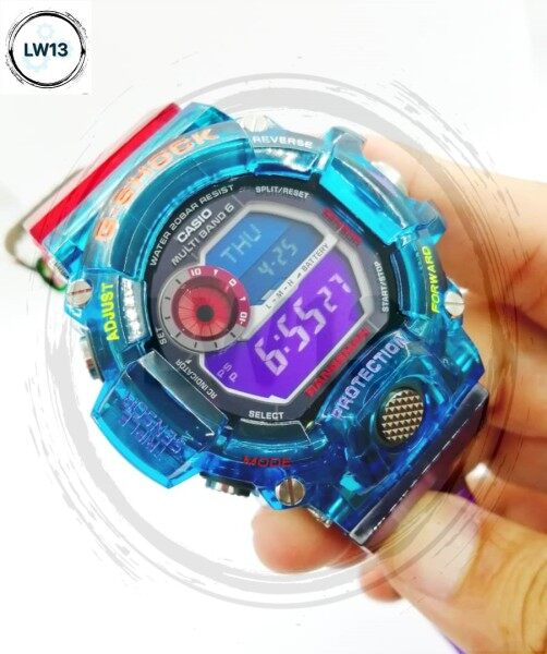[LW13] ORIGINAL CASIO G-SHOCK GW9400 RANGEMAN x MANBOX BAND AND BEZEL BNB Malaysia