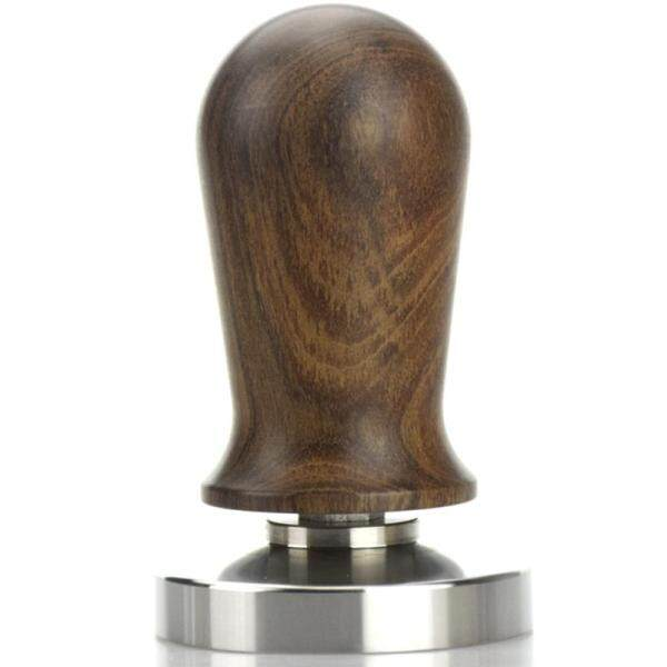 Bảng giá Chacate Preto Wood Handle Coffee Press Tamper Powder Hammer Stainless Steel Base Guibourtia Wood Barista Espresso Tamper 58Mm Điện máy Pico