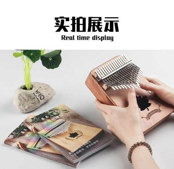 95 Songs Kalimba Music Book Portable Thumb Piano Tablature Numbered Text Musical Note Beginners Malaysia
