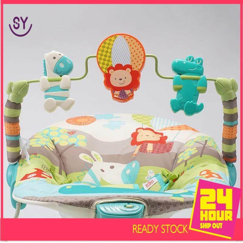 Smile-YO! 2 in 1 Baby Bouncer to Kid Chair Rocker to Toddler Seat