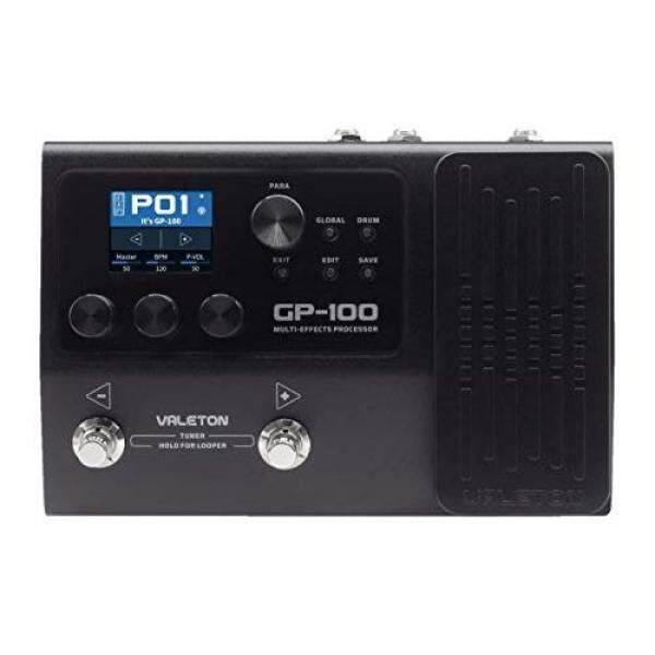 VALETON/GP-100 multi-effects pedal - the ultra-compact multi-effects model of Amperos sibling. Malaysia