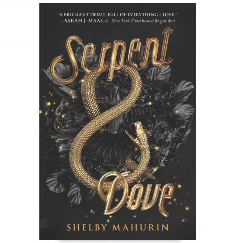 [ BOOKURVE ] Serpent & Dove (Serpent & Dove Series Book 1) by Shelby Mahurin - ISBN 9780062878038 (Paperback) Malaysia