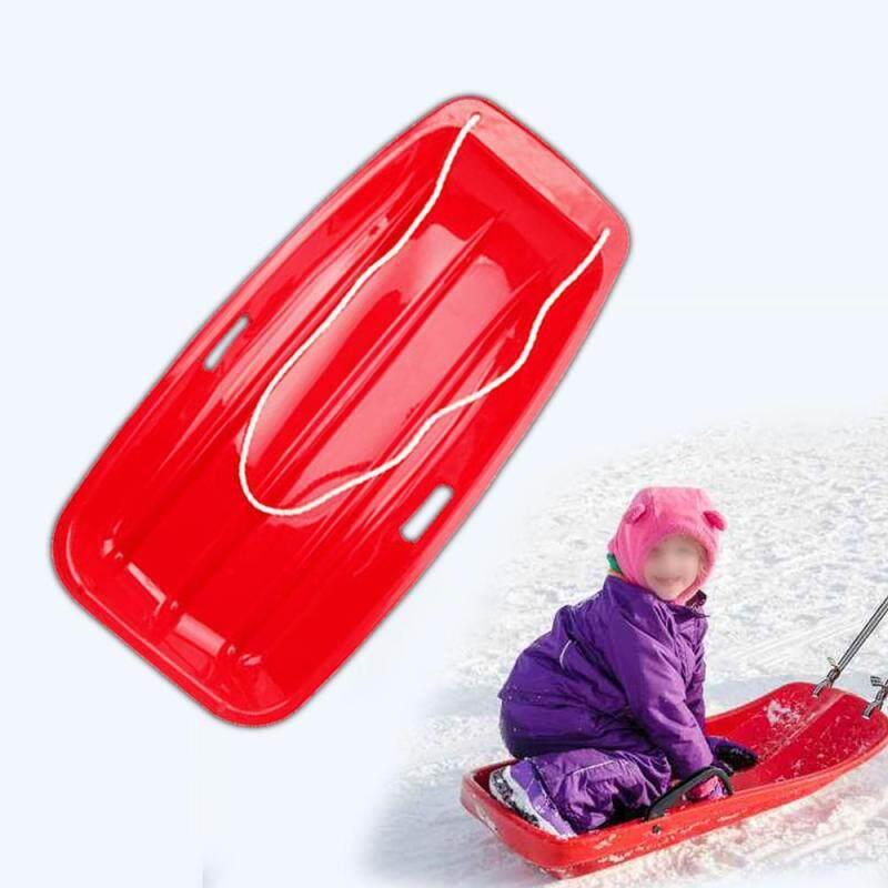 Giá bán Nhựa Tuyết Chó Kéo Xe Tàu Thuyền Sledge Trượt Tuyết Toboggan Cho Trẻ Em, Quà Tặng Giáng Sinh