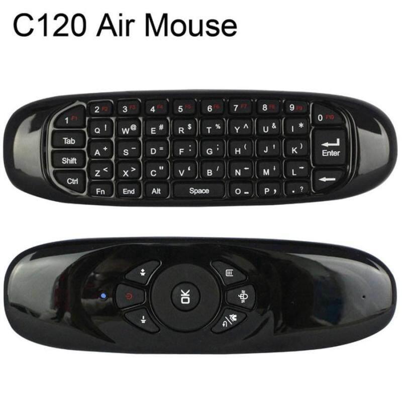 Giá 2.4GHz Không Dây Air Chuột Bay Bàn Phím Điều Khiển Từ Xa Không Dây Bàn Phím Cho Android Box Truyền Thông Người Chơi Chơi Game Smart Box máy Tính