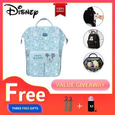 Túi Tã Disney Cho Mẹ Không Thấm Nước Dung Lượng Lớn Ba Lô Dành Cho Bà Bầu Bebe Baby Care Mummy Nappy Bag Xe Đẩy Du Lịch Túi USB