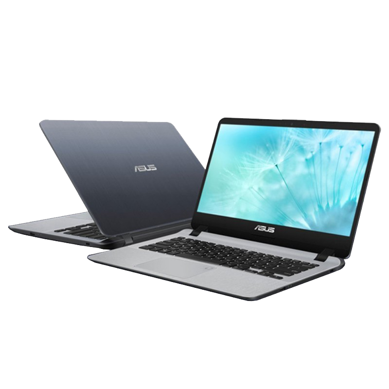Asus Vivobook A407M-ABV036T 14 Laptop/ Notebook (N4000, 4GB, 500GB, Intel, W10H) Stary Grey Malaysia