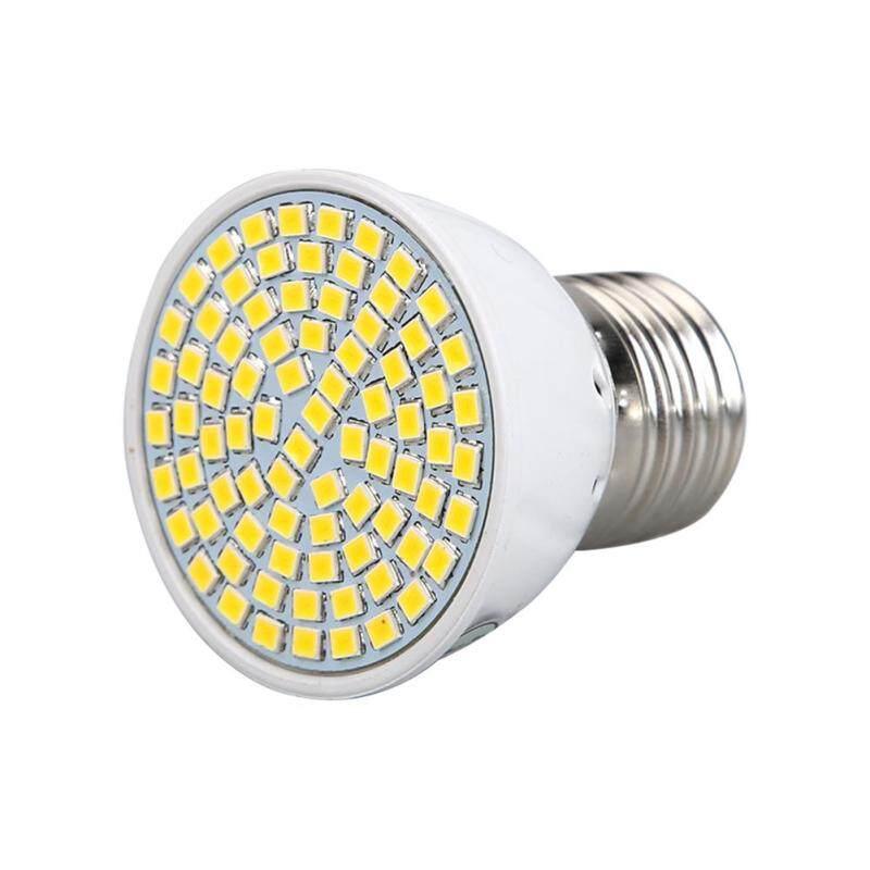 Bóng Đèn LED Nhựa 8W AC220V/110V E27 80 Đèn LED 2835 Đèn Chiếu Sáng SMD