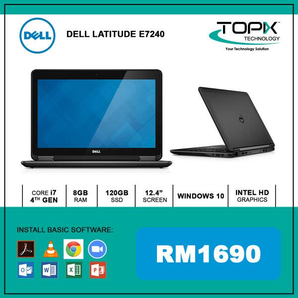 DELL LATITUDE E7240 Malaysia