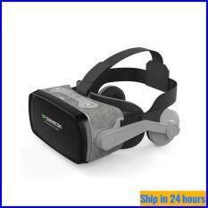 [Amorus VR Box] Tai Nghe Vr Cho Điện Thoại Mũ Bảo Hiểm Tai Nghe VR G07E3D VR SHINECON Kính Thực Tế Ảo Mũ Bảo Hiểm Tai Nghe Kính 3D Dành Cho Điện Thoại Thông Minh 4.7-6 Inch