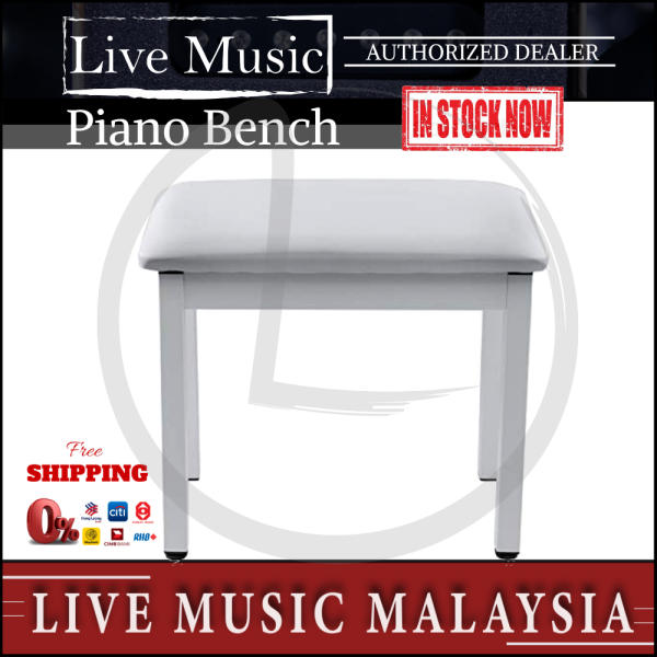 Live Music High Quality Modern Piano bench, Keyboard Bench, x bench, Stool Chair LMC Malaysia