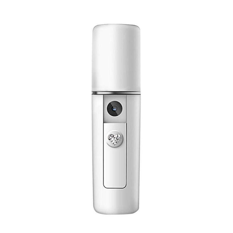 Mini Nano Humidifier Spray Moisturizing Skin Steamer Facial Beauty Machine Singapore