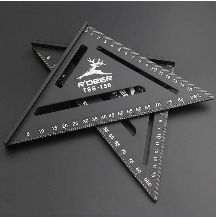 Premium Quick Square Layout Tool,set square,triangular