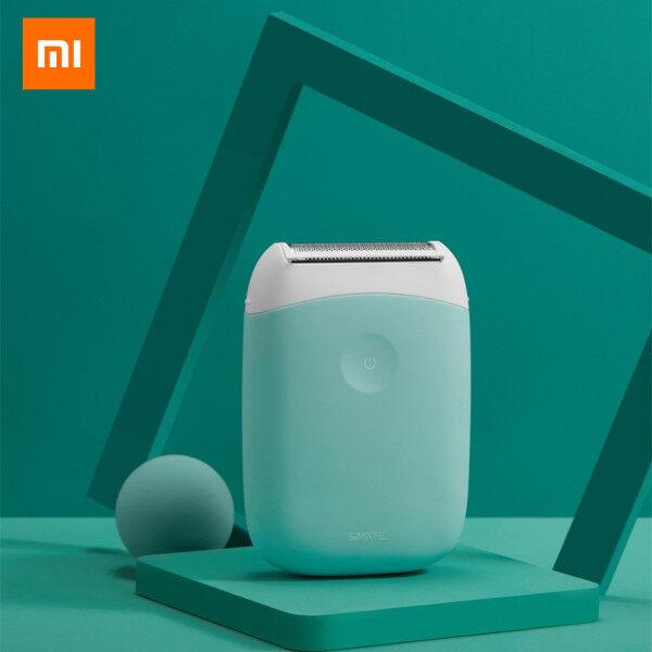 Máy Cạo Lông Xiaomi Smate Mini Cho Nữ, Máy Cạo Lông Trơn Tru Có Thể Sạc USB Không Thấm Nước