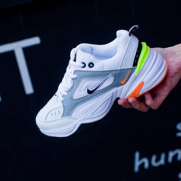 Fornike Size36-44 N-I-K-E M2k Giày Hợp Thời Trang Ins Phụ Nữ Phong Cách Gốc Retro Giày Cho Các Ông Bố Giày Thể Thao Nữ Đa Năng Giản Dị Giày Chạy Học Sinh giá rẻ