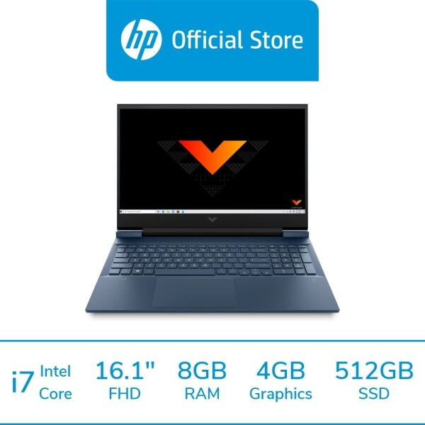 Victus by HP Laptop 16-d0159TX [FREE Backpack & Delivery] Malaysia