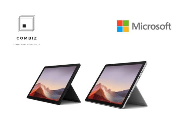 Microsoft Surface Pro 7 PUV-00012 / PUV-00025 12.3 Platinum / Black ( I5-1035G4, 8GB, 256GB SSD, Intel, W10 ) Malaysia