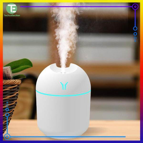 Ultrasonic Air Humidifier Aroma Sprayer USB Essential Oil Diffuser Mist Maker for Home Room Singapore