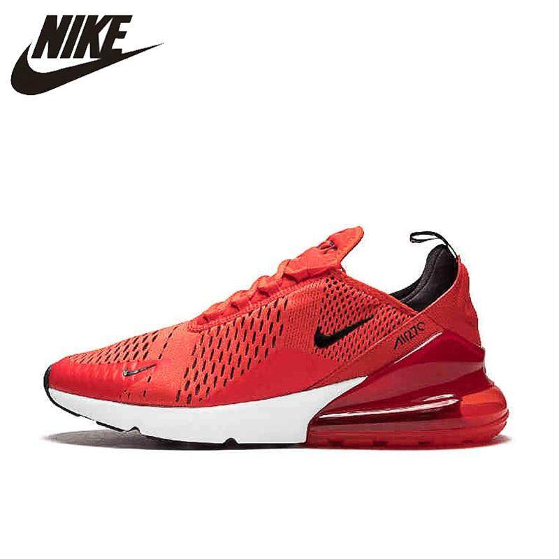 Giá Tiết Kiệm Để Sở Hữu Ngay Nike_Air_Max 270 Running Shoes For Men Sport Outdoor Sneakers Comfortable Breathable For Men AH8050-601 40-45 EUR Size
