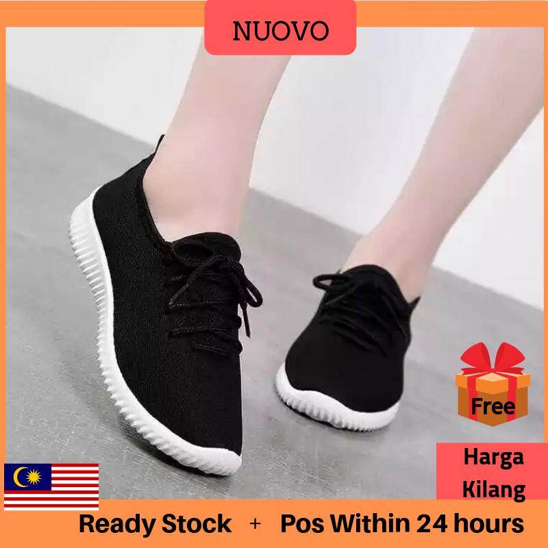 b6d5910e2d706 ALL READY STOCK NUOVO Woman Sports Shoe Sneaker Running Exercise Shoe