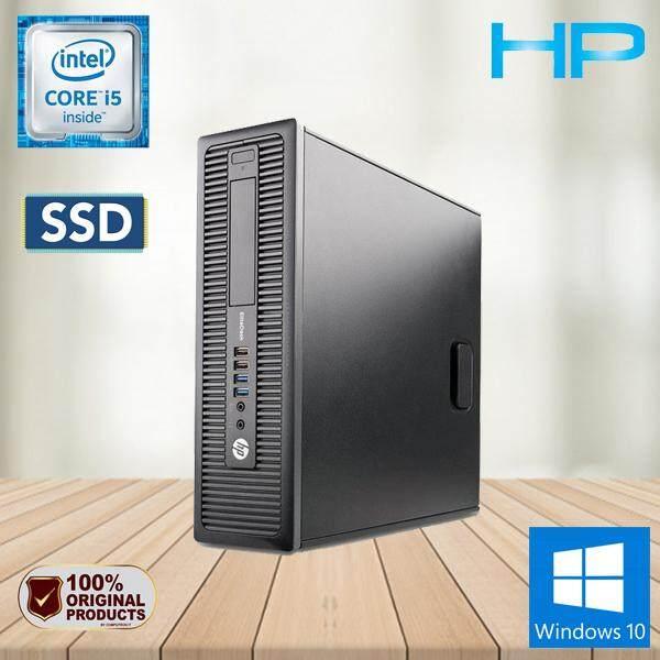 a845ba401722 HP ELITEDESK 800 G1 SFF PC - CORE I5-4570 QUAD CORE  8GB RAM