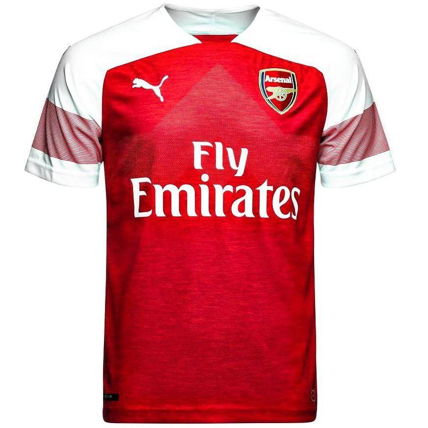 Arsenal Home Jersey 2018/19 Untuk Pria Epl By The Popular Store.