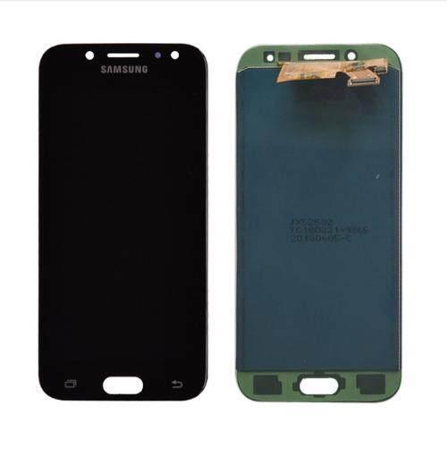 LCD Layar Pendigit untuk Samsung Galaxy J5 2017 J530F Layar LCD Lengkap Panel Layar Sentuh Digitizer Perbaikan Parts 5.2 Inches