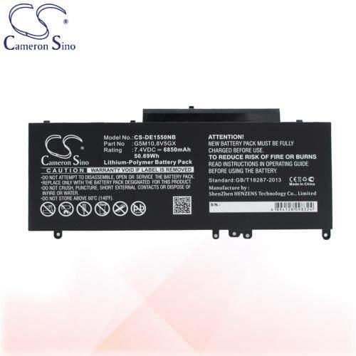CameronSino Battery for Dell Latitude E5550 15.6 / E5570 / E5450 Battery L-DE1550NB