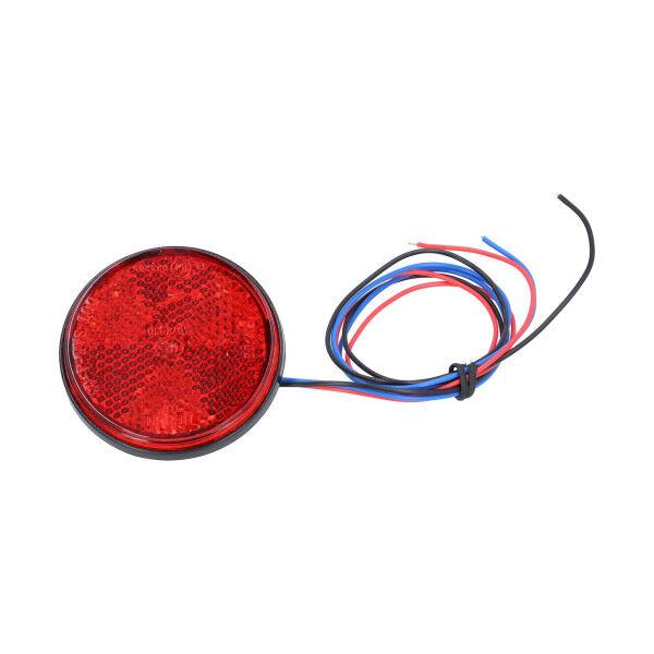 Đèn Hậu LED 12V 24 Đèn Phanh Dừng Sau Thay Thế Cho Xe Máy Xe Tải Xe Tải Cắm Trại