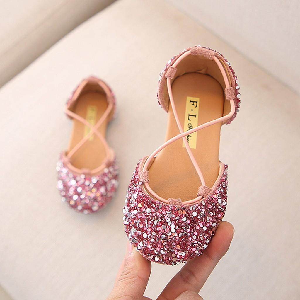 Heart-shaped Embroidered Cotton New Baby Girl Shoes With Elastic Band Dot Printing Baby Walking Shoes Without Return Mother & Kids First Walkers