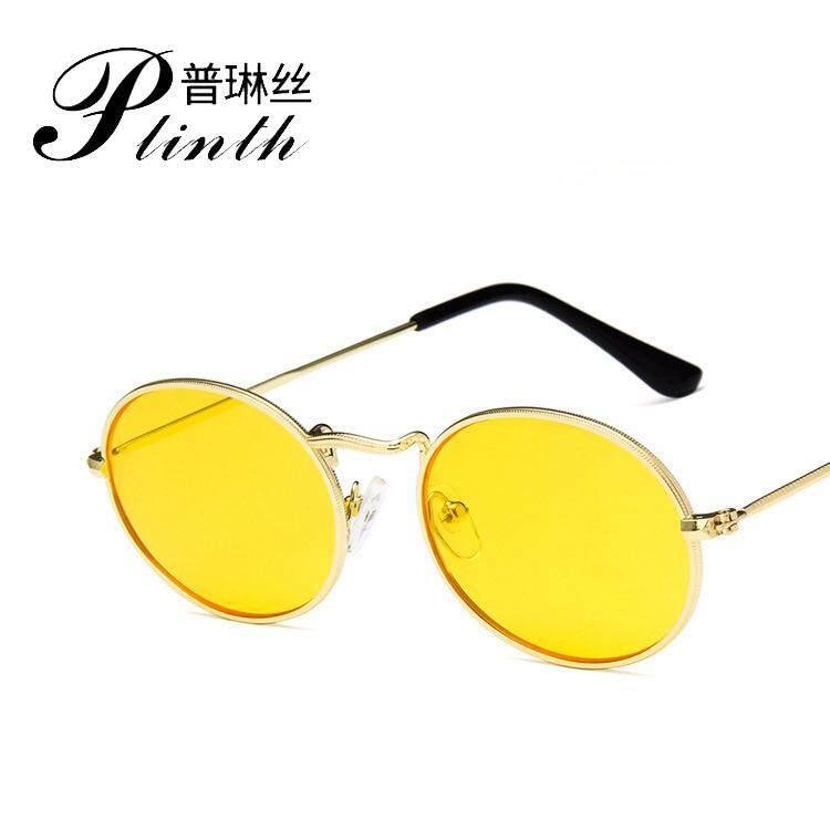 2019 ใหม่ Retro แว่นตากันแดดแว่นตาแฟชั่นสตรีอุปกรณ์เสริมแว่นตาคลาสสิกผู้ชาย Uv400 By Digitchocolate.