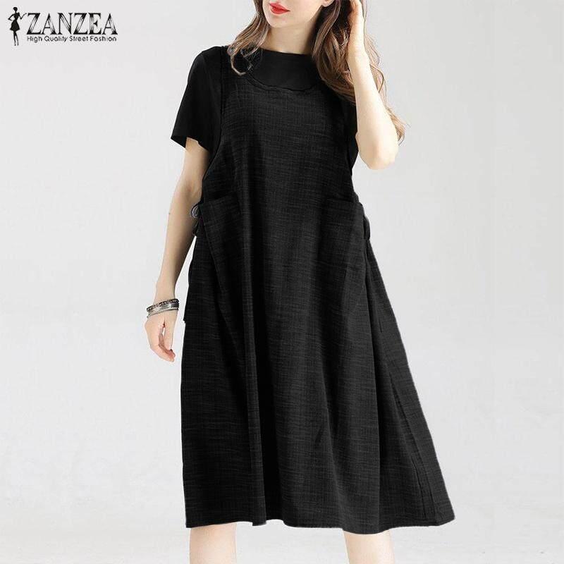 03c41be5e9 zanzea Women s Dresses price in Malaysia - Best zanzea Women s Dresses