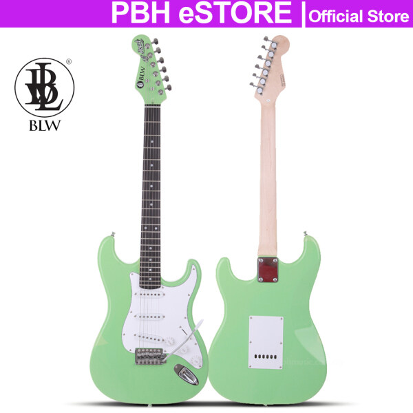BLW Off Road Series Reverse Headstock Vintage Stratocaster Style Electric Guitar Malaysia