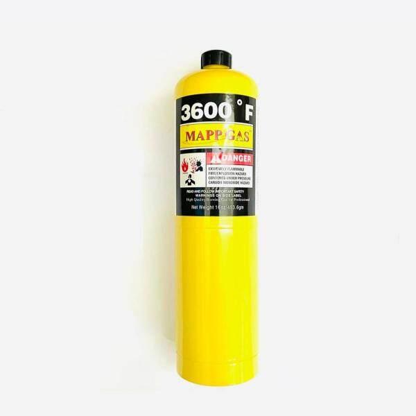MAPP GAS Cylinder 3600°F (16oz/453.6gm)