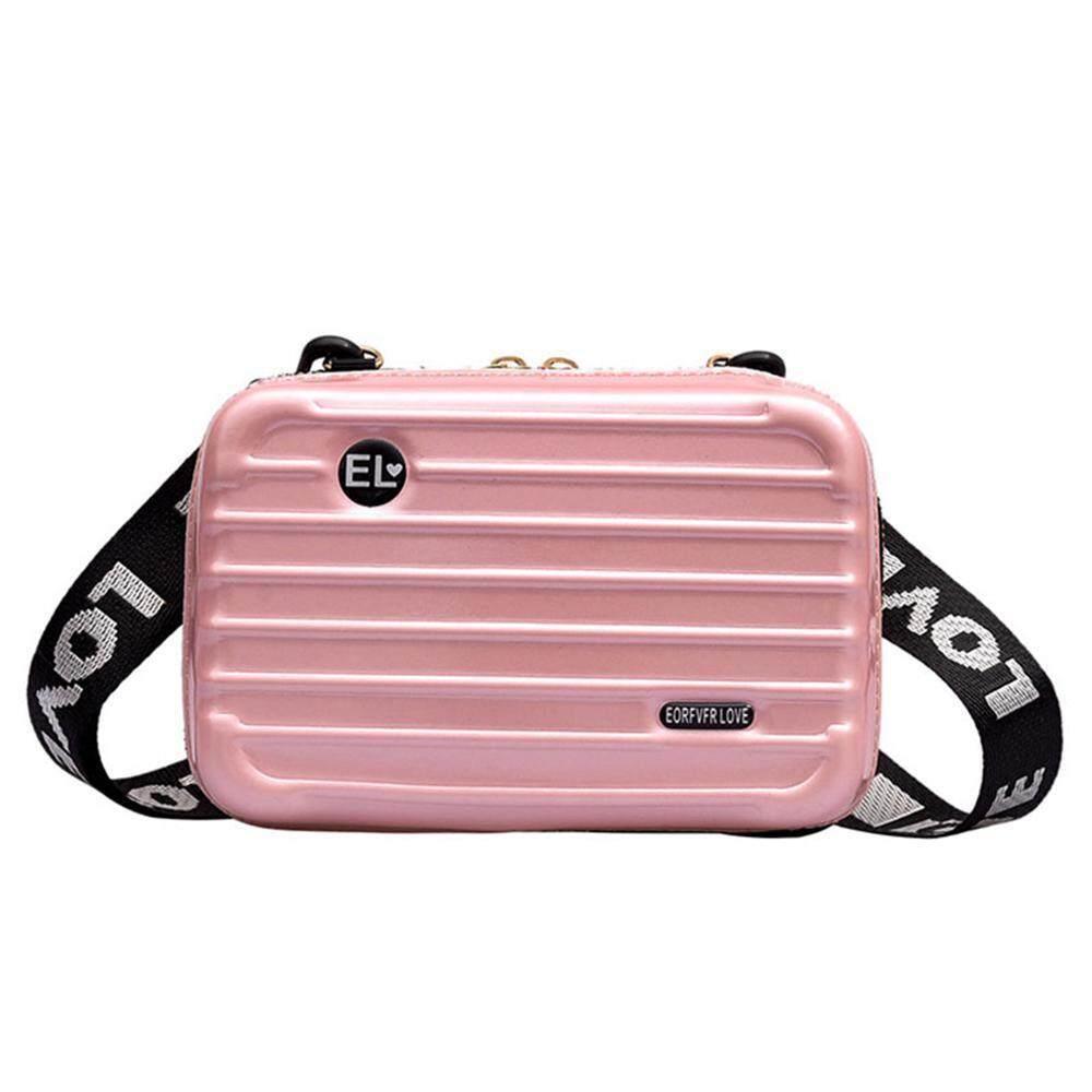 8ed99c3b8eb OnLook Mini Shoulder Bags Women Sling Bag Handbag Small Luggage Bag Solid  Travel Suitcase Cosmetic Bag