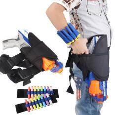 Bao da đeo thắt lưng Bumblebaa Nerf N-Strike Elite Series cho trẻ em, dễ dàng điều chỉnh, tiện lợi – INTL