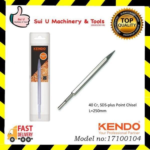 KENDO 17100104 SDS-plus Point Chisel 250mm