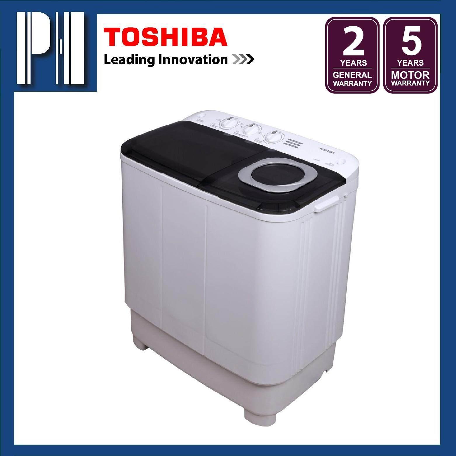 TOSHIBA VH-H120WM 11.5KG Semi Auto Washing Machine/Washer