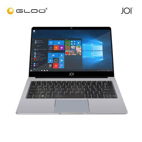 JOI Book 80 - AD-L80SIL/AD-L80GLD Cel N3350, 4+64GB, 12.5 FHD, W10 Home [Free Backpack] Malaysia