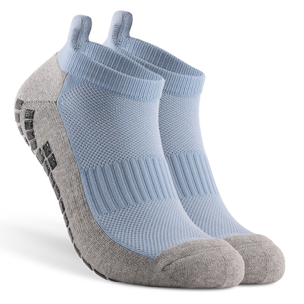 Details about  /Anti-skid Soccer Socks Sports Ankle Socks Athletic Low-cut Socks Outdoor F0A4