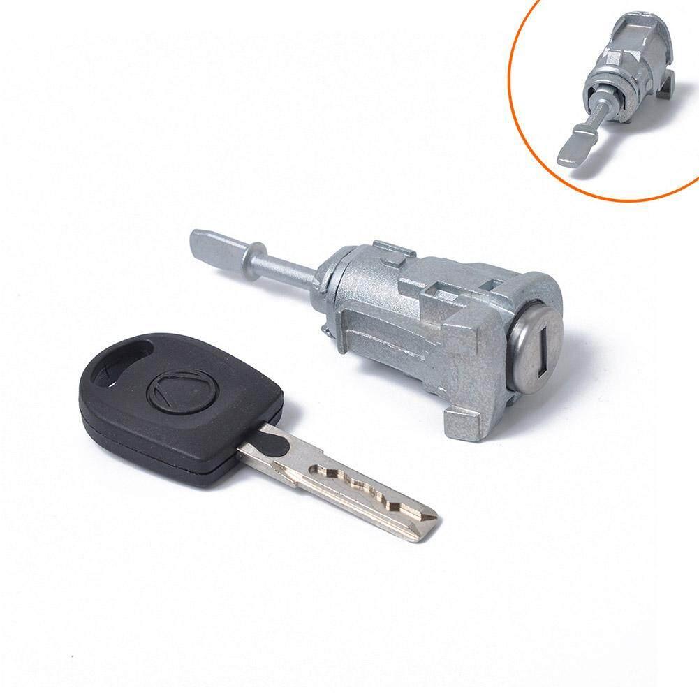 Lb Mobil Kunci Pintu Kiri Silinder Pintu Kendaraan Kunci Pengaman Aksesoris Inti 604837167 dengan Kunci untuk