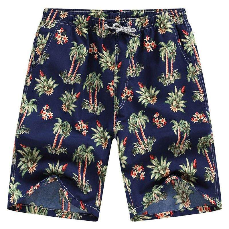 59f79c24fc SYS Casual and Quick-drying Men's Beach Pants Summer Surfing Five-shorts
